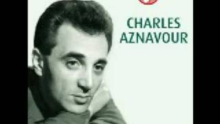 "CHARLES AZNAVOUR ""Recuerdos de mi ayer"""