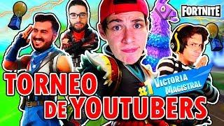 Torneo Youtuber / LOLITO FORTNITE Battle Royale
