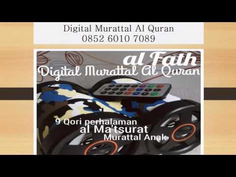 jual-mp3-murattal-al-quran-makassar,-085260107089