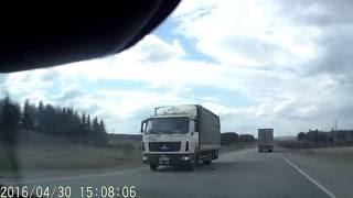 Автодорога Пермь Ижевск Казань Часть 4 Highway Perm Izhevsk Kazan Part 4