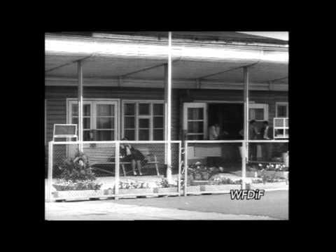 """""""Kino, kawa i Warszawa"""" - Lotnisko Okęcie!!! , 1966"""