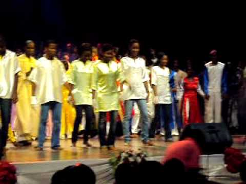 campus praiz 2011.AVI; national theater, accra ghana