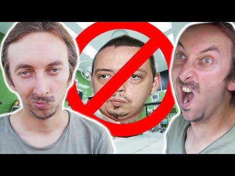 Halt Stop Andreas kommt aus der Psychiatrie!