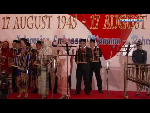 INDONESIAN NATIONAL DAY (71st) - BAHRAIN
