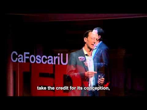 The magic of breaking ideas | Ferdinando Buscema | TEDxCaFoscariU