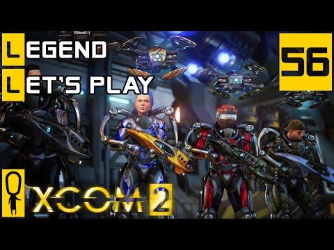 XCOM 2 - Part 56 - Specialists Only Swamp Saga - Let's Play - XCOM 2 Gameplay [Legend Ironman]