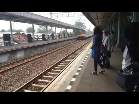 Commuter line (awen lom - lagu aceh)