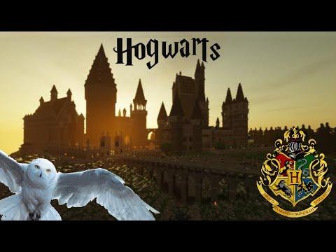 World's Largest Hogwarts - FREE DOWNLOAD (Minecraft)