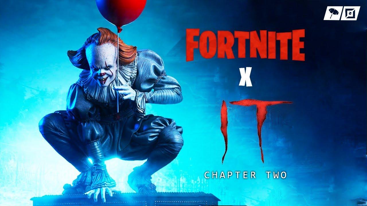 Fortnite X It Chapter 2 Wiihot Com