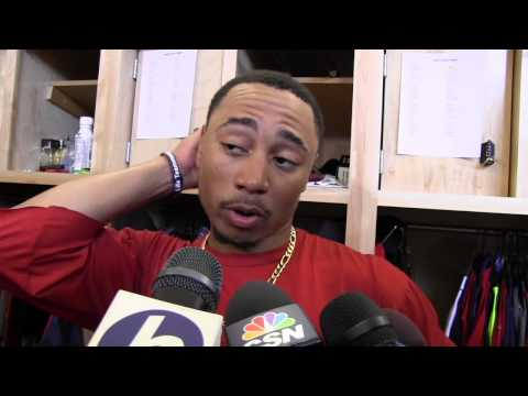 On This Year's Red Sox Team, Mookie Betts Is Front and Center