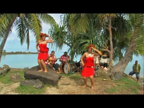 Aitu Dance & Drumming, Aitutaki/ Cook Islands
