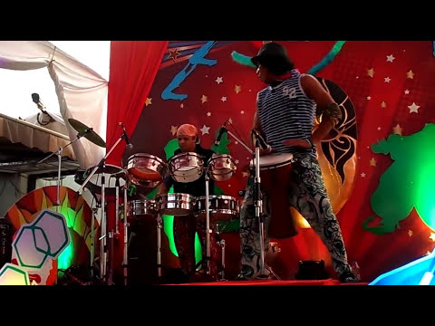 Drumers Beat The Drums