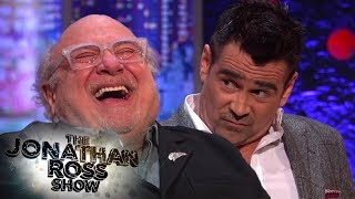 Danny DeVito Shares His Traumatic Couch Scene In 'Always Sunny' | The Jonathan Ross Show