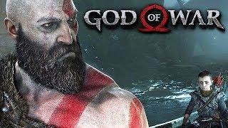 God of War Gameplay German #01 - Vater und Sohn Abenteuer