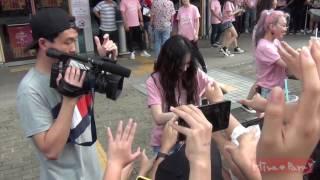 170805 소녀시대 10주년 (올림픽홀 앞에서) - Stafaband