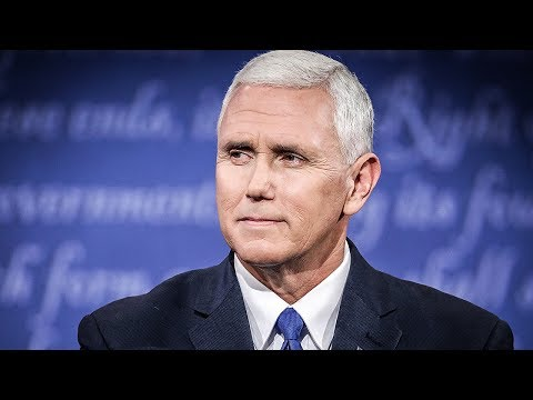 Mike Pence Says To Lead Like Trump You Have To Be Humble, Exercise Self Control