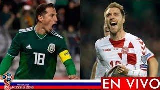 Ver MEXICO vs DINAMARCA en VIVO desde tu CELULAR o PC AMISTOSO (09.Junio.2018)