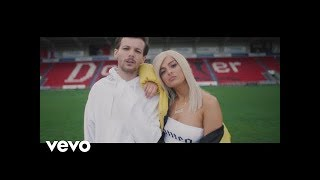 LOUIS TOMLINSON - BACK TO YOU (OFFICIAL VIDEO) LYRICS + AUDIO ft  BEBE REXHA, DIGITAL FARM ANIMALS)