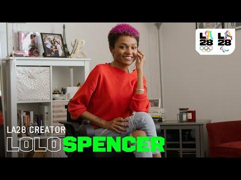 Lolo Spencer | LA28 Creator