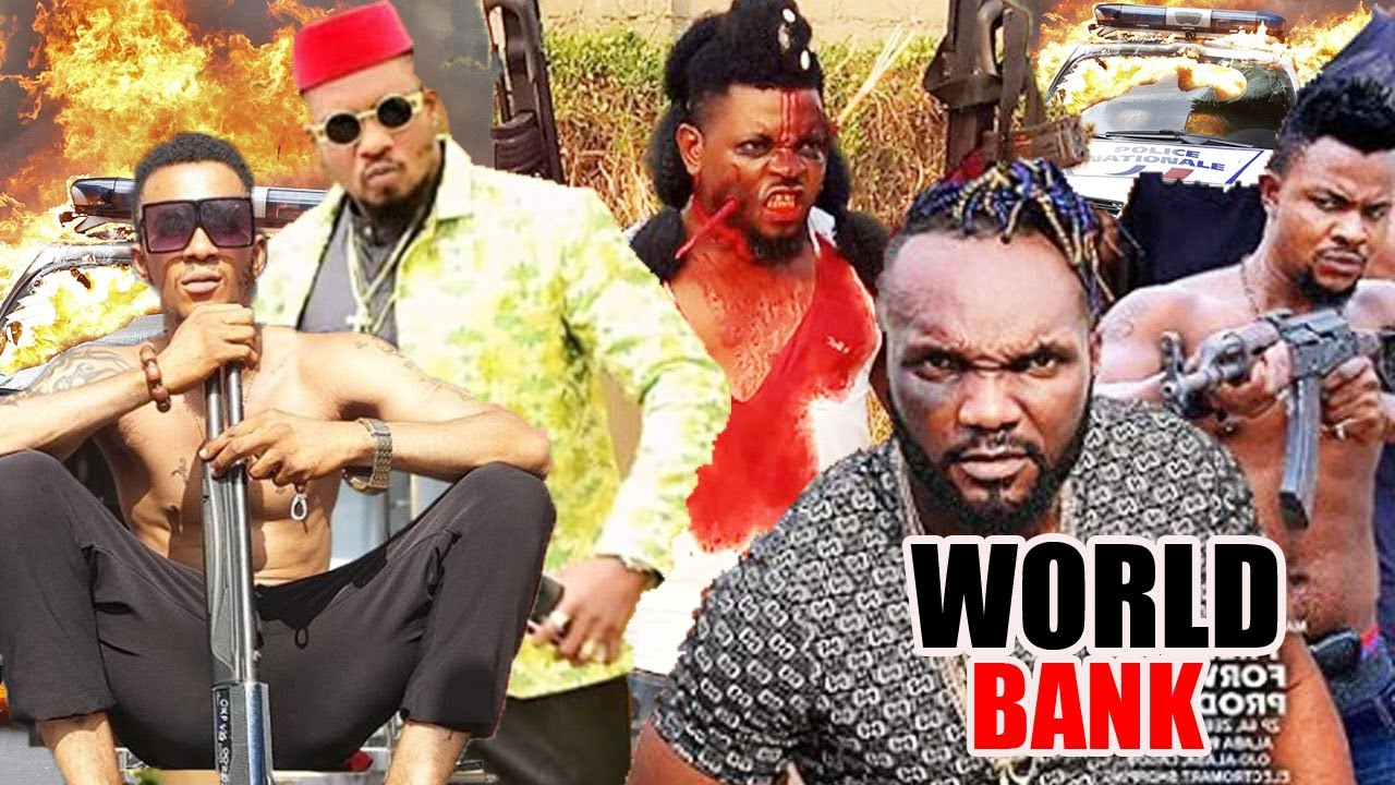 WORLD BANK season 2- [NEW MOVIE] NIGERIAN LATEST MOVIE|ACTION MOVIES|BEST SELLING 2020 MOVIES