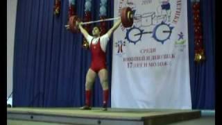 Karen Martirosyan 2010 Russian Youth Champion