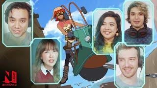 Anitubers React to the AWE-INSPIRING Scenes of Eden   Netflix Anime