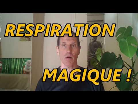 🍃3 secrets🙊 de la RESPIRATION MAGIQUE Ujjayi👌