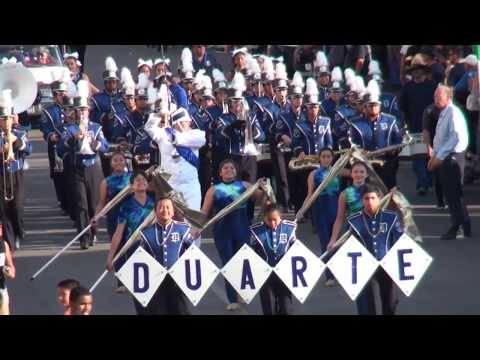 Duarte HS - 2017 LACF Marching Band Competition