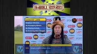 Horrible Histories Mongol Emperor: Genghis Khan ,News