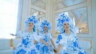 Новогодняя Шоу-программа 2018 в Астане от Кабаре-шоу VIVA
