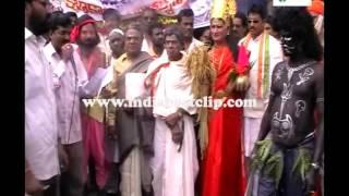 telugu talli samaikyandhra movement in andhra pradesh