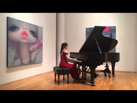 Tania Stavreva plays Chopin - Étude No. 1 in F Minor