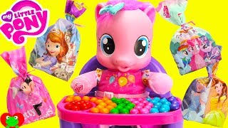 Best Learn Colors and Numbers Baby Pinkie Pie My Little Pony Party Goodie Bags