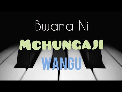 Bwana Ni Mchungaji Wangu (Psalms 23) - Reuben Kigame & Sifa Voices | Piano Cover | Mwas Manuel