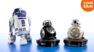 Sphero R2D2 & BB-9E Review Star Wars Gadgets Review (Nederlands)