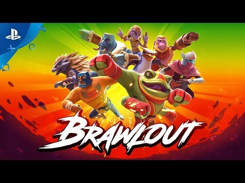 Brawlout – Release Date Trailer | PS4