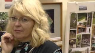 Открытие фотовыставки зоолога Андрея Коткина.avi
