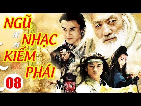 Ngũ Nhạc Kiếm Phái - Tập 8 | Phim Kiếm Hiệp Trung Quốc Hay Nhất - Phim Bộ Thuyết Minh