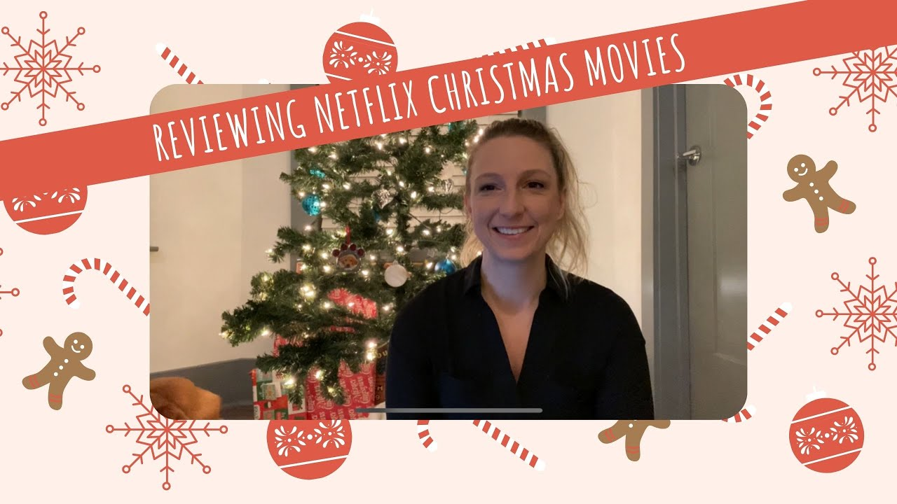 Reviewing Netflix Christmas Movies!