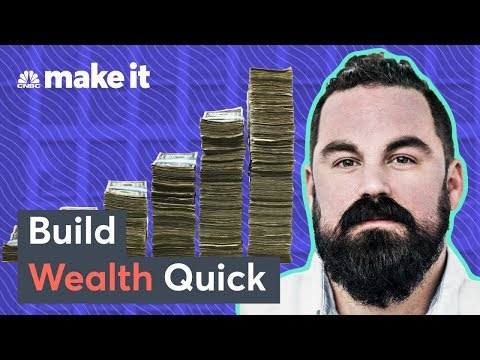Millennial Millionaire: Here's How To Build Wealth Fast