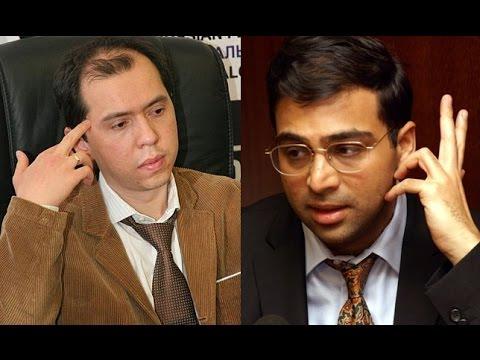 Ананд против Касымджанова: яркая атака в русской партии!