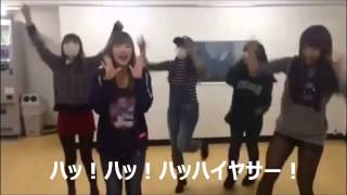 KNUメンバーからバスターの皆さんへ 新曲「一点突破、かたおもい。」レクチャームービー!! オフィシャルウェブサイト : http://knu.co.jp...
