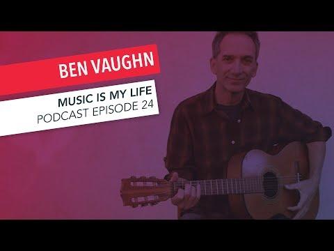 Music Is My Life: Ben Vaughn   Episode 24   Podcast   Berklee Online
