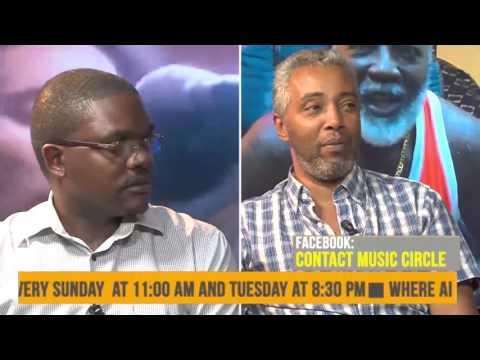 Arbert Rudatsimburwa & Skizzy talkig about copyright and royalties in Rwanda