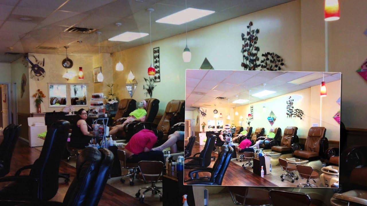 Bliss Nail Salon in Martinez GA 30907 (1263) - YouTube