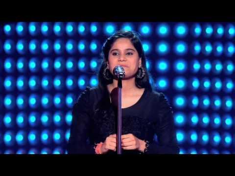 The Voice India - Jyotika's Audition