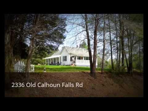 2336 Old Calhoun Falls Rd Abbeville, SC