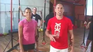 Lifelineusa Jungle Gym Xt: Intermediate Workout