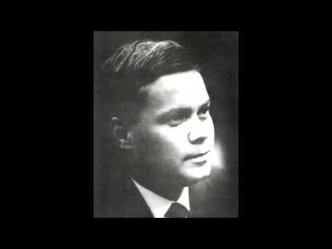 Brahms - Es träumte mir - Fischer-Dieskau / Klust