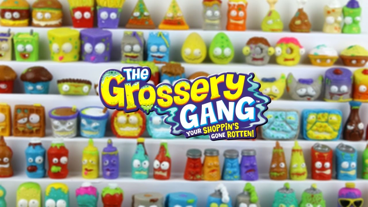 The Grossery Gang Series 1 Complete Collection Youtube